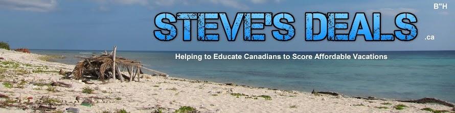 Steve's Deals