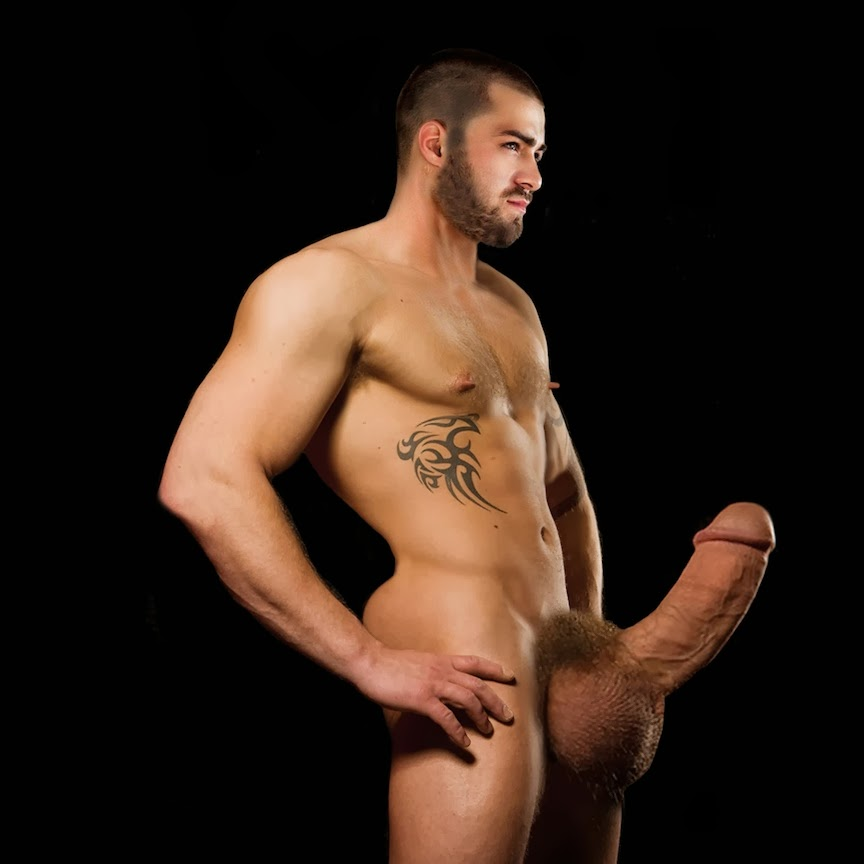 Guy bouncy ass dildo