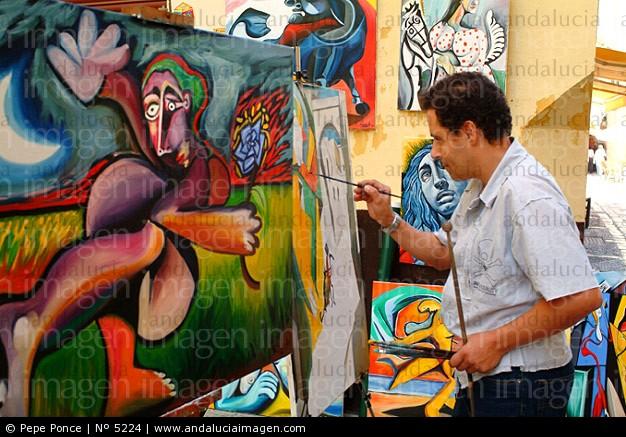 Ciba arte estudio la pintura - Empresa de pintores en madrid ...