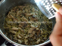 Paste cu pui si ciuperci preparare reteta