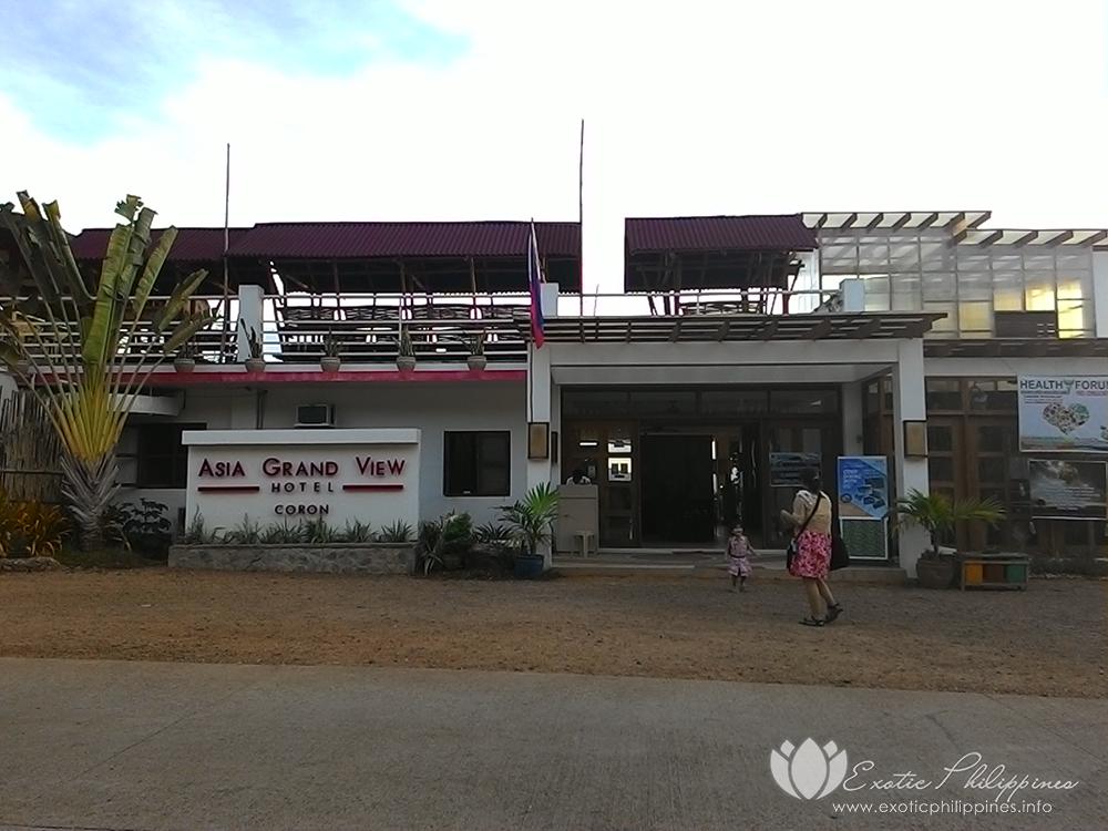 Asia Grand View Hotel Coron Palawan Philippines