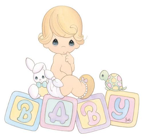 de Bebé de Los Preciosos Momentos para decorar la habitación de ...