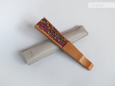 Olele hand fan wooden stave - iloveankara.blogspot.co.uk