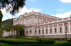 Pedro II de Brasil museo imperial de petropolis
