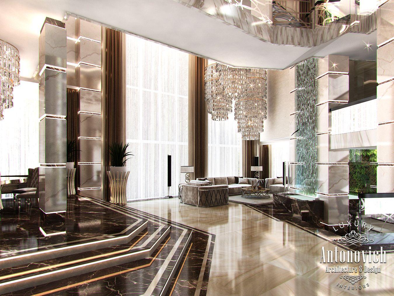 Luxury Antonovich Design Uae Villa Design In Palm Jumeirah Dubai From Luxury Antonovich Design