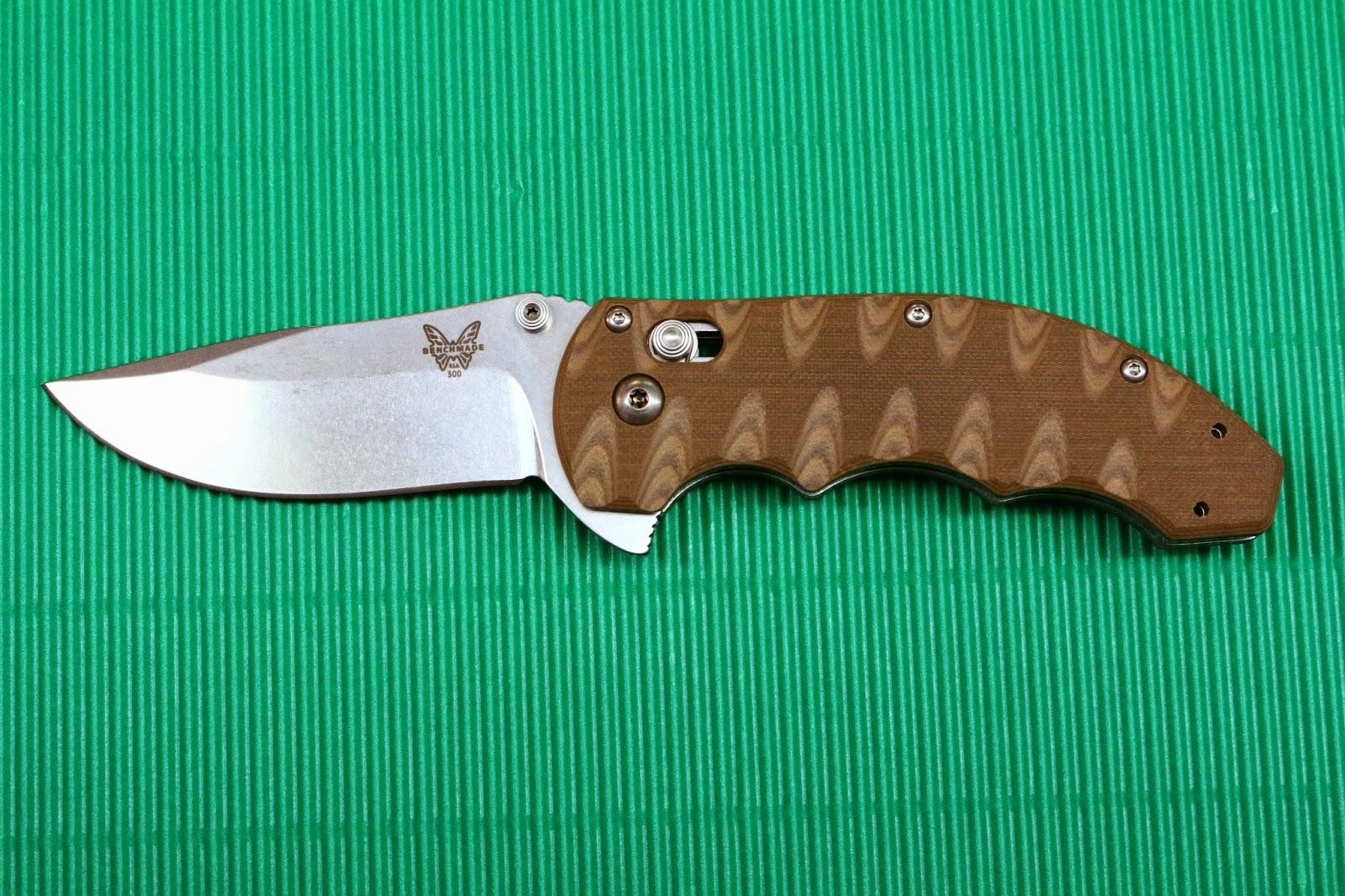 Foro armas blancas cuchillos navajas y m s benchmade 300sn navajas - Navajas buenas ...