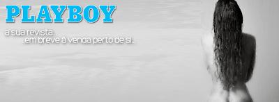 Playboy Portugal - Quem será a capa de Abril?