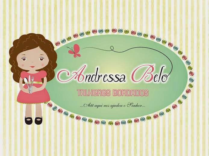 Andressa Belo Talheres Bordados