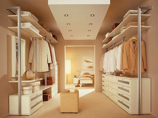 bedroom wall closet designs