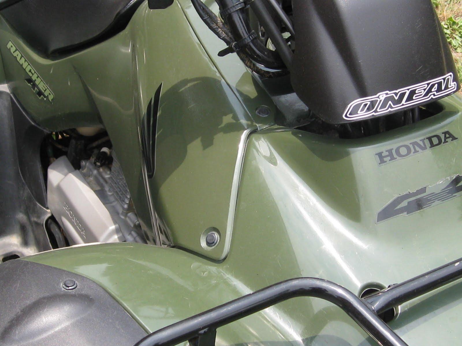 2004 Honda Rancher Atv  2004 Honda Rancher Atv