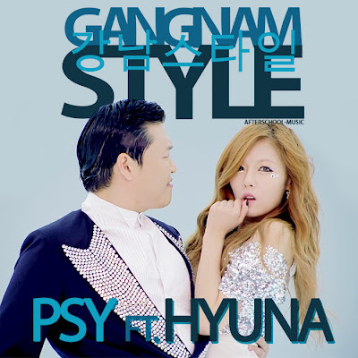 PSY - Oppa You're Just My Style (feat. HyunA)