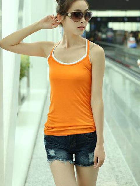 tank top korea