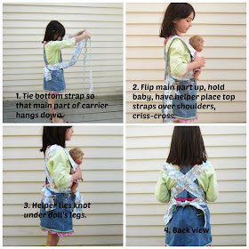 mei tai baby carrier instructions