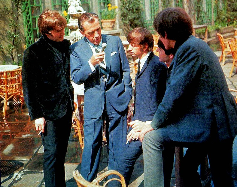 Ed Interviews The Beatles For May 1964 Show