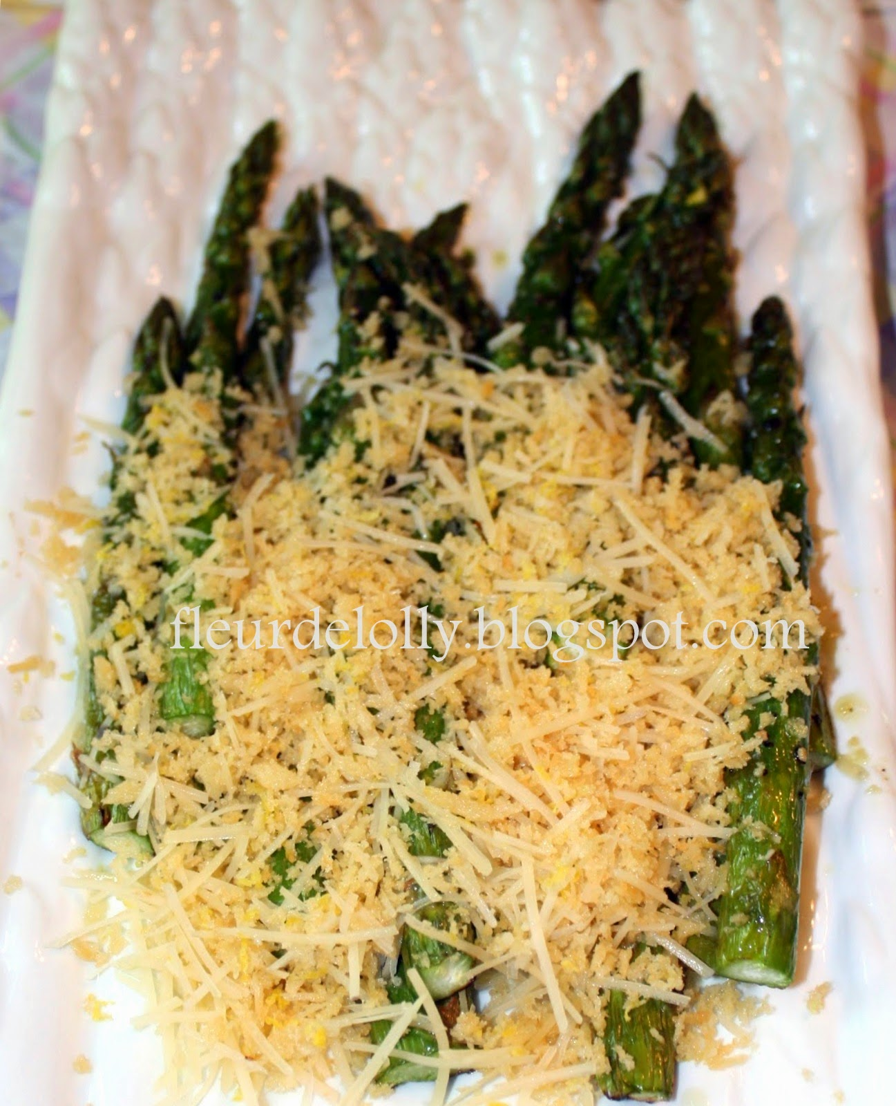 ... asparagus is right what you ve never roasted asparagus with a drizzle