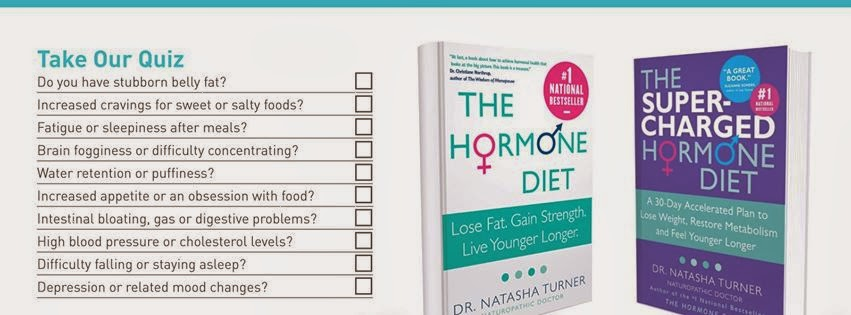 Supercharged hormone diet supplements