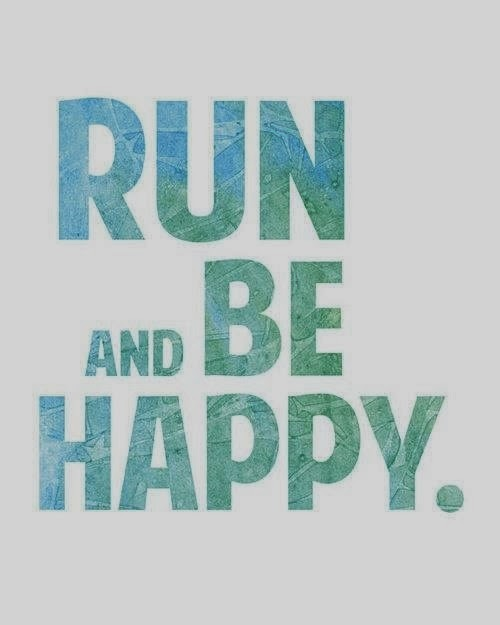 Run and be happy more than sayings run and be happy publicscrutiny Choice Image