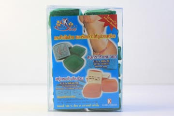 Kbrothers USA massage soap