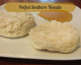 Perfect Southern Biscuits Recipe
