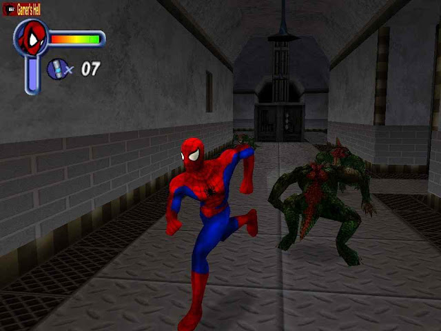 Development of spiderman games for pc