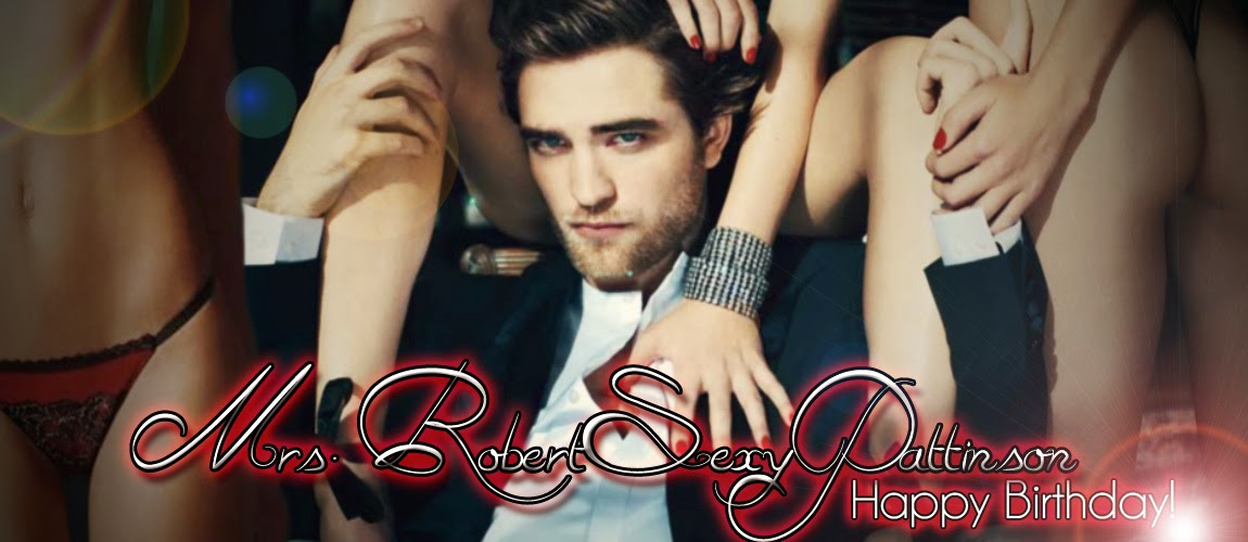 Robward &amp; Krisella - El Portal Mas Robsten de Toda La Red!