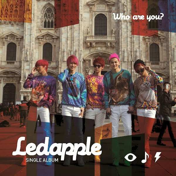 Led Apple Who Are You Cover