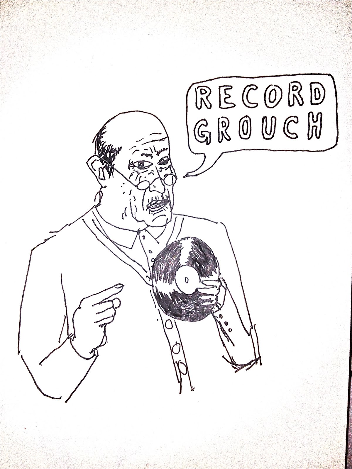 RECORD GROUCH