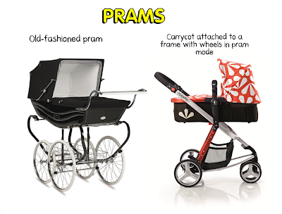 Pushchair and Car Seat Fanatics from Planet Cosatto SA: What is ...