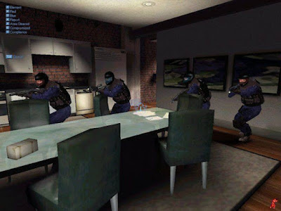 SWAT 3 CQB Game Play