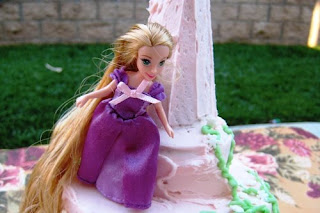 Tangled Birthday Cake Pictures