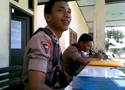 Polisi Gorotalo Menggila di Youtube