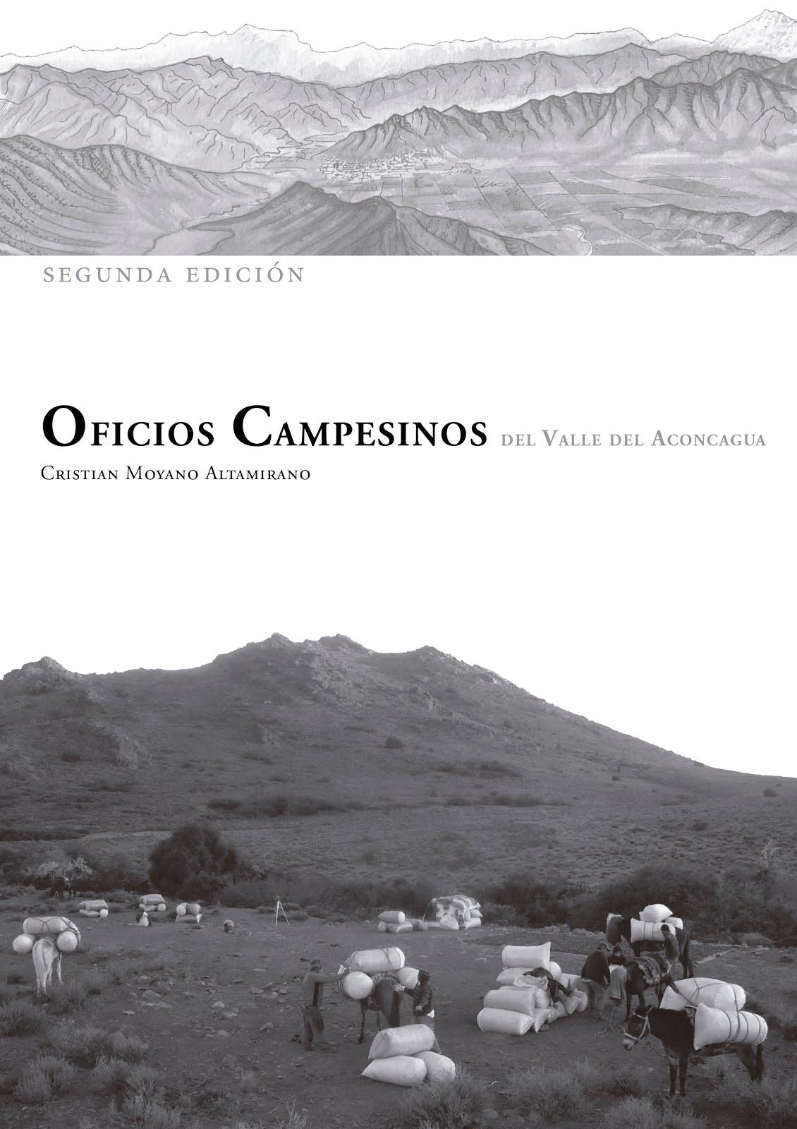 Oficios Campesinos. Segunda edición