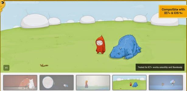 Pikachoosa Image Slider