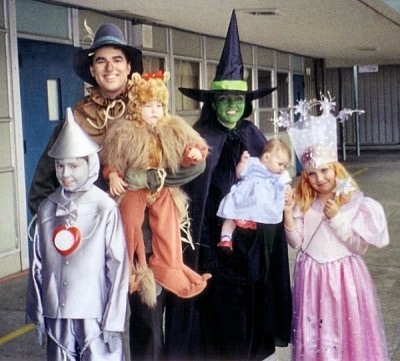 Family Halloween Costume Images