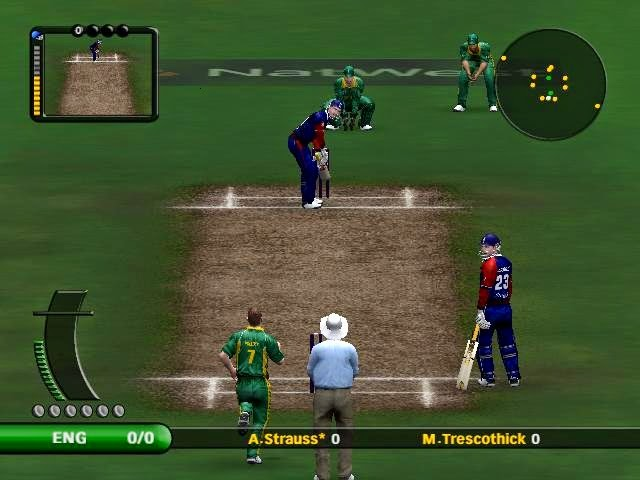 EA Cricket 2007 Game Free Download Full Version