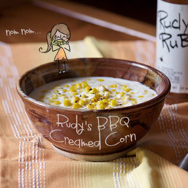 Rudy's BBQ Creamed Corn