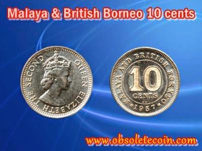10 cents Malaya