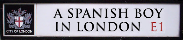 The Spanish boy in London