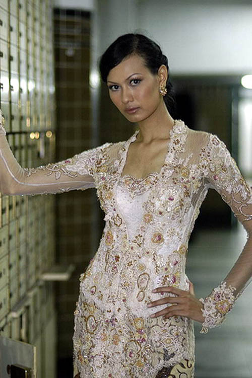 fashion muslim world the modern kebaya wedding fashion