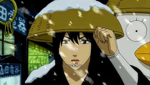 Katsura Kotaro Gintama - Karakter laki laki ganteng lucu dan jenius