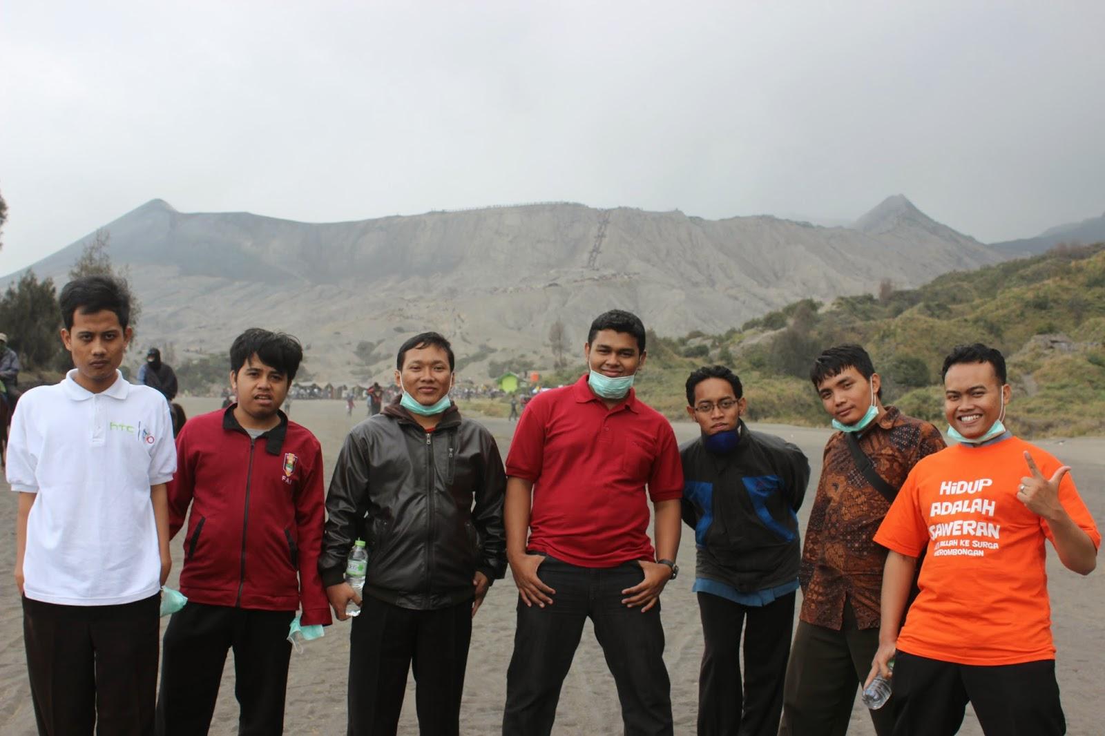 Keindahan Wisata Gunung Bromo