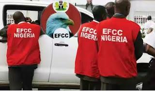 EFCC Arrest Directors Of National Theater.