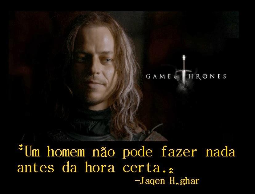 Despertar Literal Frases Séries Game Of Thrones