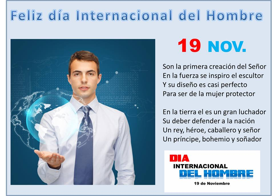 Dia Internacional Del Hombre 2015 19494 | DFILES