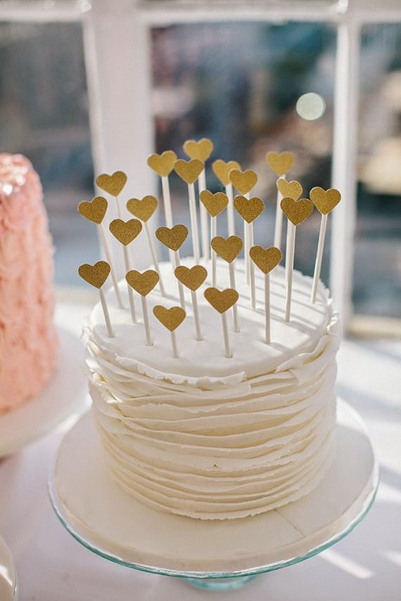 10 DIY Wedding Cake Toppers - Which Would You Choose? - Homemade Bride