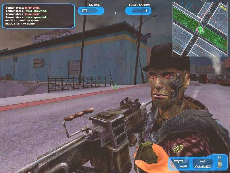 Download Terminator Game Free Full Version For Pc
