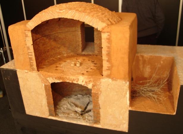 Alma de herrero horno de cer mica de p rtol for Calcomanias para ceramica horno