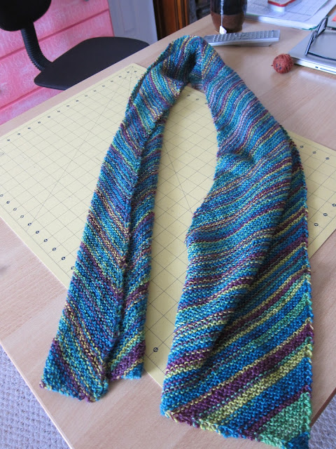 Zen Knitting Patterns : Thinking out loud free pattern friday diagonal tripe