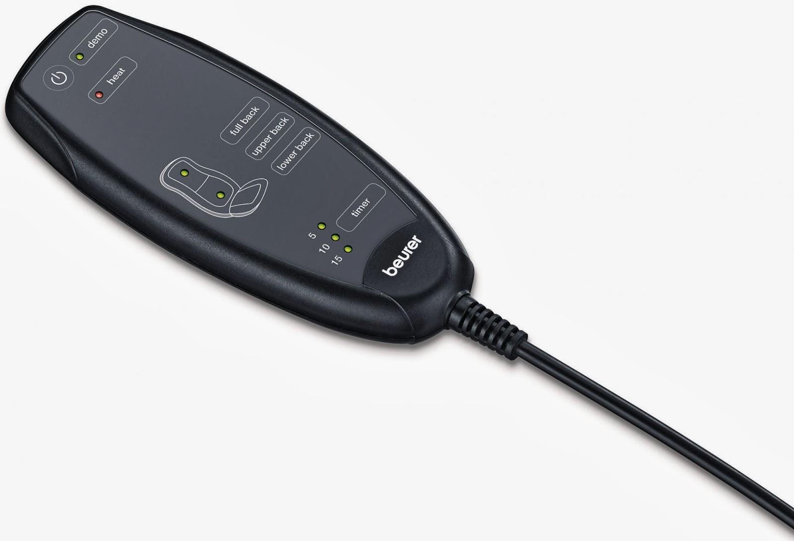 Telecomanda Husa de masaj Beurer MG 204