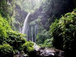 Lombok Waterfalls Trip